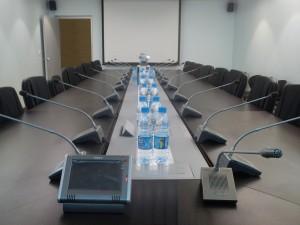 سالن کنفرانس cnpc